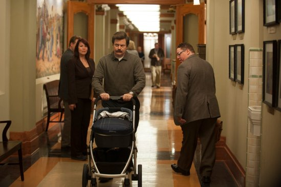 Parks and Recreation season 6 episode 15 The Wall (4)