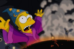 The Simpsons Season 25 Episode 19 What to Expect When Bart's Expecting (3)
