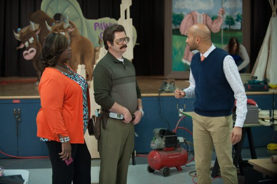 Parks and Recreation season 6 episode 20 One in 8,000 (12)