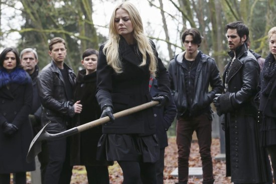 Once Upon a Time Season 3 Episode 16 It's Not Easy Being Green (3)