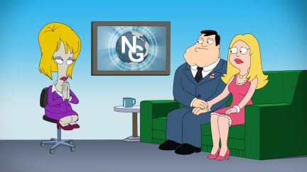 American Dad Season 9 Episode 19 News Glance with Genevieve Vavance (3)