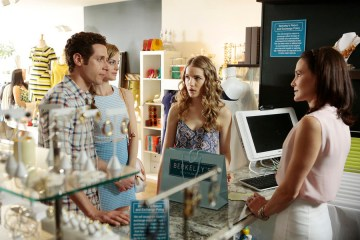 Royal Pains Season 6 Episode 2 All In The Family (3)