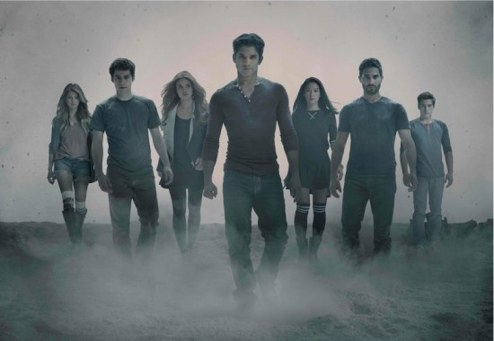 Teen Wolf Season 4 Cast Shot Photo Credit Jaimie Trueblood and MTV