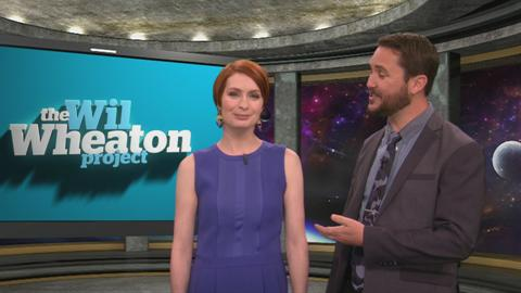 Wil Wheaton and Felicia Day - The Wil Wheaton Project