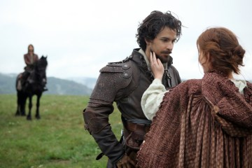 The Musketeers episode 6 The Exiles (4)