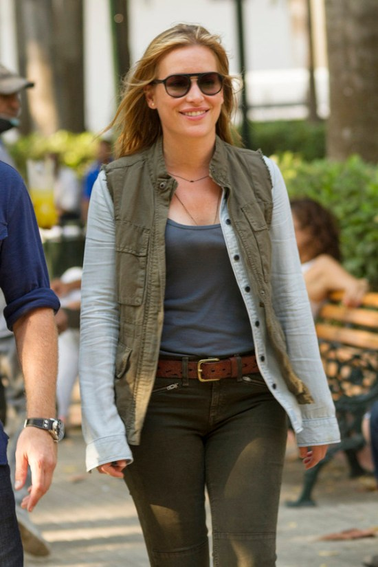 Covert Affairs Season 5 Episode 3 Unseen Power of the Picket Fence (17)