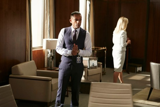 Covert Affairs Season 5 Episode 3 Unseen Power of the Picket Fence (5)