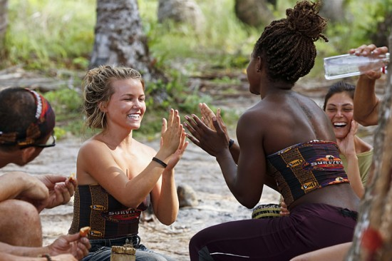 "survivor ""It's Merge Time"""