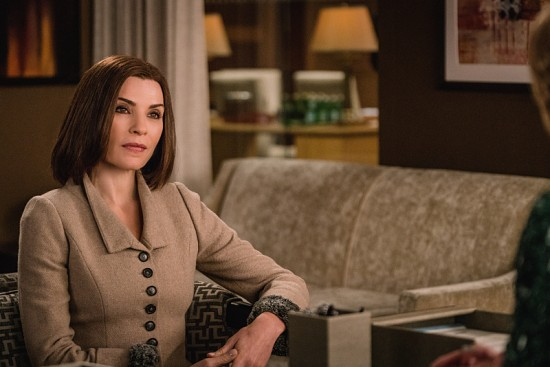 THE GOOD WIFE Monday