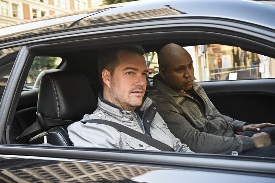 NCIS: LOS ANGELES The Seventh Child