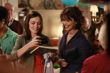 Chasing Life episode 9 What to Expect When You're Expecting Chemo (2)