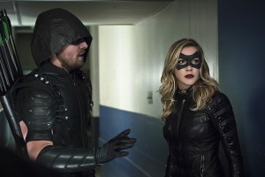 "Arrow -- ""Code of Silence"""