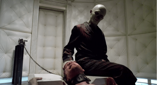 The Strain (FX) Episode 6 Occultation