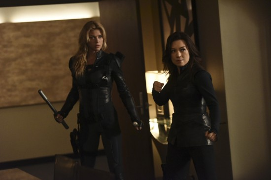 Agents of SHIELD  Among Us Hide