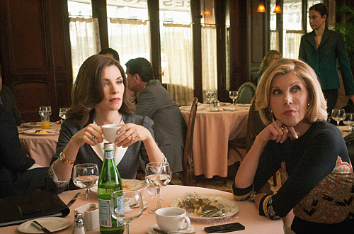 The Good Wife Season 6 Episode 1 The Line-7