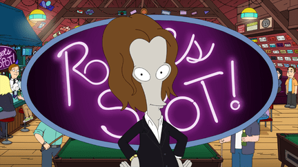 American Dad Season 10 Episode 1 & 2 Roger Passes the Bar/From Russia with Love (2)