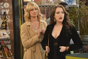 2 broke girls 402 And the DJ Face 03