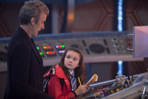Doctor Who Season 8 Episode 10 In the Forest of the Night (1)