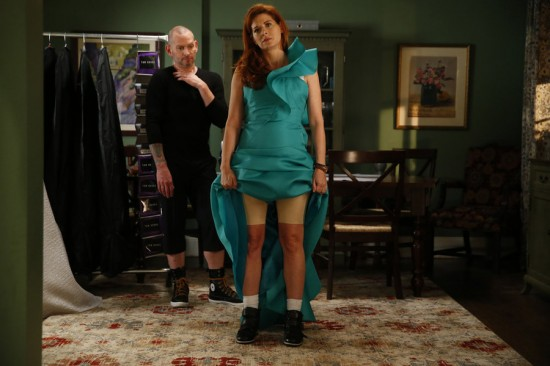 The Mysteries of Laura episode 6 The Mystery of the Red Runway (5)