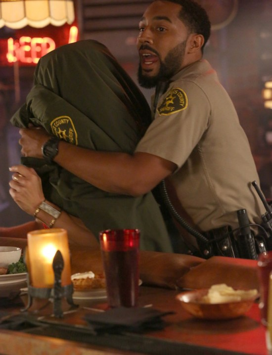 Bad Judge (NBC) Episode 4 Knife to a Gunfight (8)