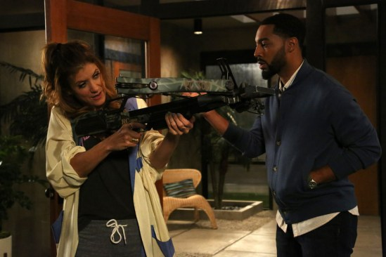 Bad Judge (NBC) Episode 4 Knife to a Gunfight (7)