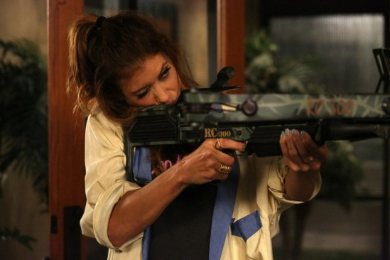 Bad Judge (NBC) Episode 4 Knife to a Gunfight (6)
