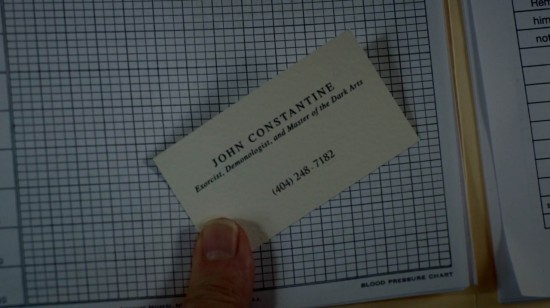 Business card - Constantine