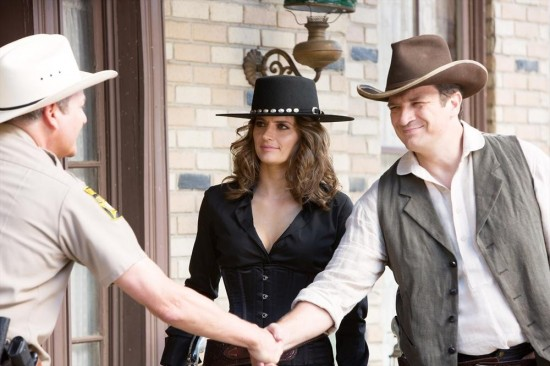 Castle Season 7 Episode 7 Once Upon A Time in the West (7)