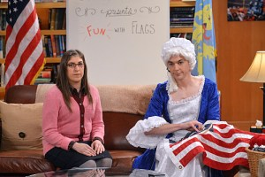 The Big Bang Theory 810 The Champagne Reflection 12