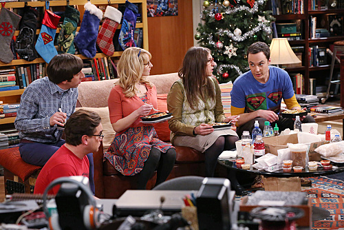The Big Bang Theory Season 8 Episode 11 The Clean Room Infiltration 10