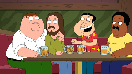 Family Guy Season 13 Episode 6 The 2,000-Year-Old Virgin (4)