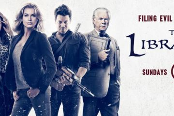 Eve, Cassandra, Ezekiel, Jacob, Jenkins - The Librarians