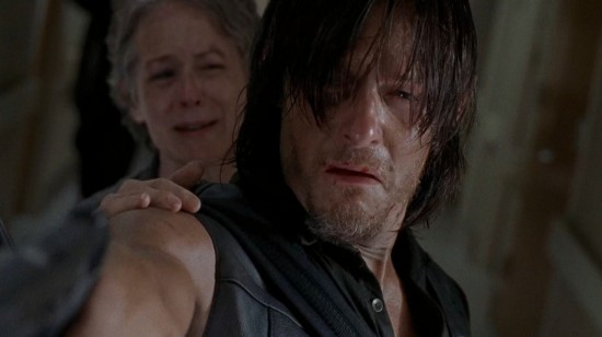 Carol and Daryl - The Walking Dead