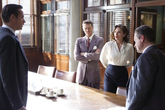 JAMES D'ARCY, CHAD MICHAEL MURRAY, HAYLEY ATWELL, SHEA WHIGHAM