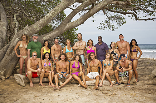 Survivor Worlds Apart Its Survivor Warfare  Season 30 Episode 1 01