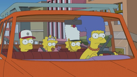 The Simpsons My Fare Lady Season 26 Episode 14 01