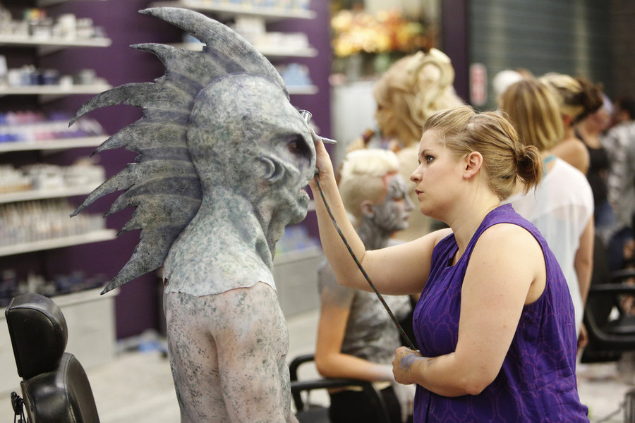 Face Off The Dream Team Season 8 Finale 2015 TV Equals