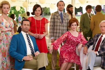 Mad Men Series Finale 2015