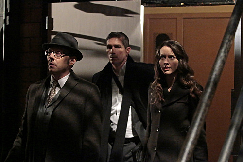 Person of Interest YHWH Season 4 Episode 22
