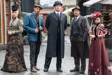 "Ripper Street ""The Beating Of Her Wings"" Season 3 Episode 2"