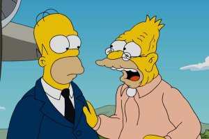 The Simpsons Let's Go Fly a Coot Season 26 Episode 20 (3)