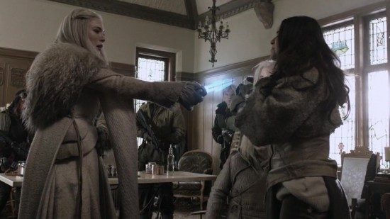 Stahma and Christie - Defiance