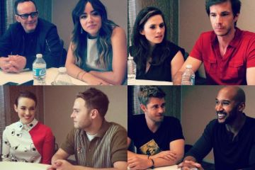 agents of shield agent carter cast comic-con 2015