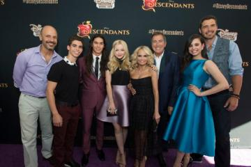 disneys descendants premiere