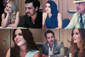 once upon a time cast comic-con 2015
