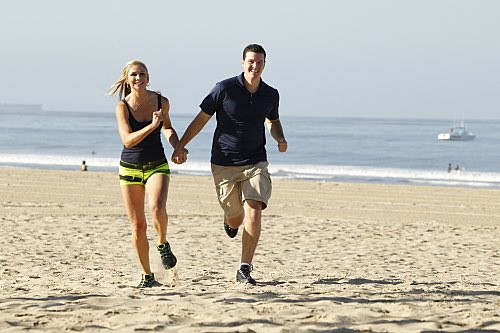 The Amazing Race A Little Too Much Beefcake Season 27 Premiere 2015 (6)
