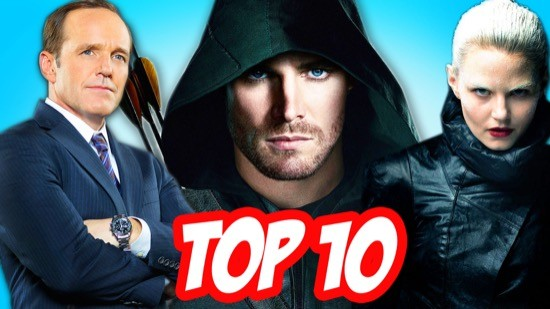 Top 10 Returning Shows Fall 2015