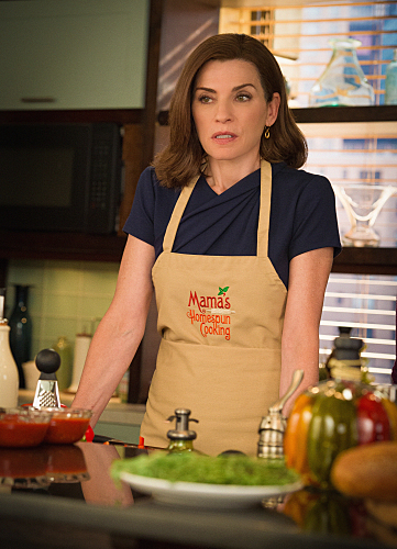 """The Good Wife """"Cooked"""" Season 7 Episode 3 (2)"""