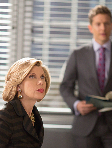 """The Good Wife """"Cooked"""" Season 7 Episode 3 (7)"""