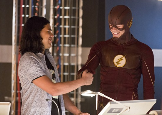 """The Flash """"Family of Rogues"""" Season 2 Episode 3 (12)"""
